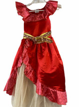 Disney Store Elena of Avalor Girls Costume Dress Up Princess Halloween size 5/6 - $28.01