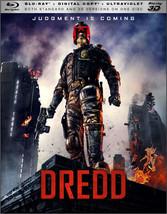 Dredd (Blu Ray/3D/Digital Copy) 3-D
