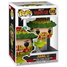 Funko POP! Shang-Chi and the Legend of the Ten Rings JIANG LI #848 Vinyl Figure - $13.50