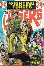 Our Fighting Forces Comic Book #139 The Losers, DC Comics 1972 FINE+ - $18.30