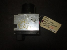 08 09 Chevy Impala Abs Pump & Module #25863696,25863695 *See Item* - $59.40