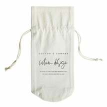 Custom Wine Bag - $18.81