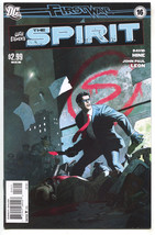 Spirit 16 2nd Series DC 2011 VF - $3.95
