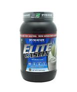 Elite Casein, Vanilla 2 lbs by Dymatize - $29.99