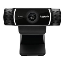 Logitech 1080p Pro Stream Webcam for HD Video Streaming and Recording at... - $117.99