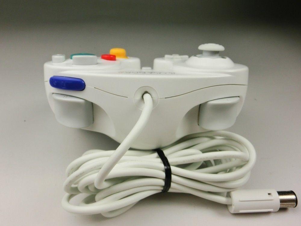 [Excellent Condition+] Nintendo Classic Gamecube Controller - White F/S