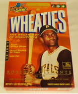 Roberto Clemente RARE 2005 Wheaties Promotional Cereal Box w/ Media Kit ... - $74.44