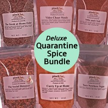 DELUXE Quarantine Spice Mix Bundle - 6 Pack (20% of Proceeds Go To Charity) - $53.10