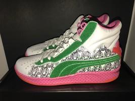 Puma x Sibling LTD.Challenge White Pink Men's Size 12 - $219.99