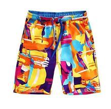 East Majik Men's Quick Dry Boardshorts Beach Shorts Swimming Trunks - $19.54