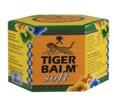 Tiger Balm Soft Oitment 50g For Relief Minor Headaches due Muscle Tensio... - $11.90
