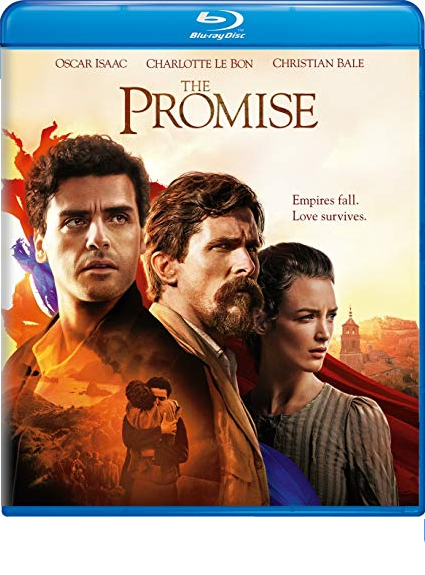 The Promise [Blu-ray/DVD, 2017]