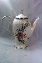 Noritake 1997 Brighton Springs 5 Cup Coffee Pot #9414 - $125.99