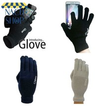 Chsdcsi Fashion Uni Gloves Colorful Mobile Phone Touched Gloves Men Wome... - $5.40