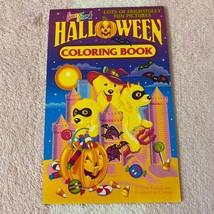 Vintage Lisa Frank Markie Bears Scarecrows Ghosts Mini Halloween  Colori... - $19.99