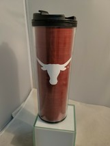 Thermoserve Texas long horn Coffee Travel Tumbler double insulated - $17.75
