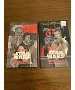 Lot 2 Star Wars Smuggler's Run-Han Solo Chewbacca & Moving Target-Prince... - $10.00
