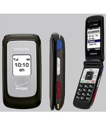 Samsung U310 Knack (Verizon) or Prepaid(Page Plus) No Contract Flip Cell... - $35.87