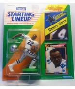 Emmitt Smith 1992 Kenner SLU Starting Line-Up Figure-Dallas Cowboys RB-New! - $22.72