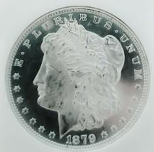 1879  S PL MORGAN SILVER DOLLAR  PROOF LIKE KEY DATE  N 004 - $142.10