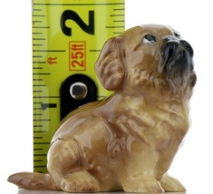 Hagen Renaker Pedigree Dog Pekingese Puppy Ceramic Figurine image 2