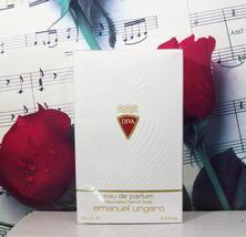 Emanuel Ungaro Diva EDP Spray 3.4 FL. OZ. NWB. Vintage. - $99.99
