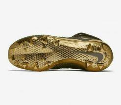 Nike Force Savage Elite TD Mens Football Cleat Olive Green Gold AH6424 271 image 6