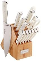 Cuisinart C77WTR-15P Triple Rivet Collection 15-Piece Cutlery Block Set,... - $117.24