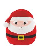 "Squishmallow Nick Santa Claus Plush Christmas 12"" Squishy Stuffed Kellyt... - $24.18"