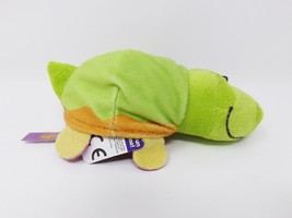 Jay@Play The Original FlipaZoo Mini Plush - Apple Pie Alligator & PB & J... - $8.54