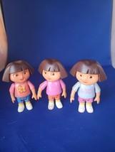 Dora the Explorer Dolls (3 of them)  - $15.00