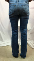 J Brand Bailey Americana Boot Cut Jeans, Light Wash, Womens Size 25 image 2
