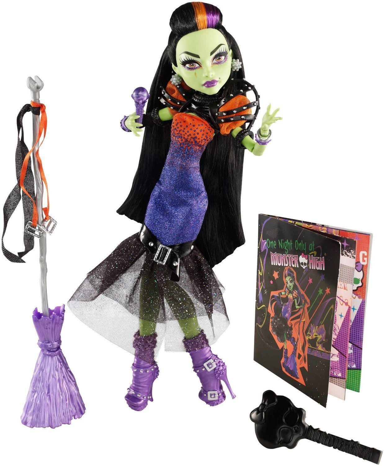 Monster High Casta Fierce Doll, Mattel, 6+