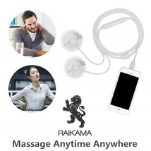 An item in the Health & Beauty category: Mini Portable Body Massager Electronic Massage for Muscles , Smart Pain Relief