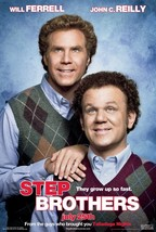 "Step Brothers Movie Poster 2008 Comedy Film Art Print Size 13x20"" 24x36""... - $10.78+"
