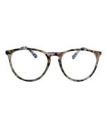 Quinn - Blue Light Blocking Glasses - Trendy Round Frame - Unisex - Rose... - $18.99+
