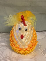 Ribbon Easter Rooster (16) - $19.00