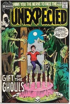 The Unexpected Comic Book #124 DC Comics 1971 VERY FINE- - $20.24