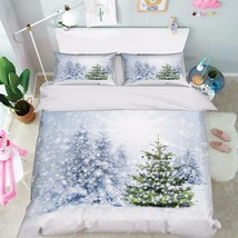 3D Xmas Tree 236 Bed Pillowcases Quilt Duvet Cover Set Single Queen King Size AU - $64.32+