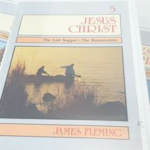 Jesus Christ VHS Tape Series by James Fleming 1985 Never Opened image 9