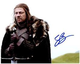 SEAN BEAN  Authentic Original 8x10 SIGNED AUTOGRAPHED PHOTO w/ COA 599 - $48.00