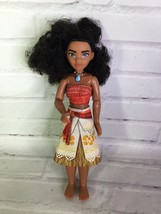 Hasbro Disney Princess Moana Classic Doll With Outfit - $12.86