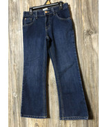 The Childrens Place Girls Size 6x-7  Plus Stretch Bootcut Jeans  - $14.84