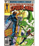 The Spectacular Spider-Man Comic Book #39 Marvel 1980 FINE+ - £2.49 GBP