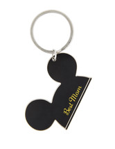 Walt Disney World Mickey Mouse Ears Best Mom Metal Keychain NEW - $16.90