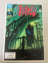 Detective Comics (1937 1st Series) #630 Signed by Michael Golden NM Near... - $12.87