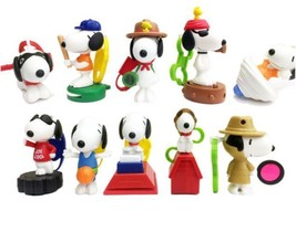 Peanuts Snoopy As The Flying Ace New 2018 McDonald's Happy Meal Toy #1 N... - $9.46