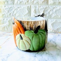 Heirloom Pumpkins: 3-Wick *Bath & Body Works* Candle Holder | Fall | Har... - $18.76