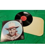 Gene Autry's Country Music Hall of Fame Album ~ Columbia Records ~ PC 10... - £1.48 GBP