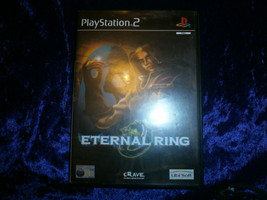 Ubisoft Eternal Ring 2000 PS2 Game - $20.86